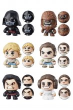 Star Wars Mighty Muggs Figures 9 cm 2018 Wave 1 Assortment (6)