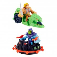Masters of the Universe Eternia Minis Vehicles with Figures Asso