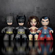 Batman v Superman Dawn of Justice Mez-Itz Akční figurka Set 5 cm