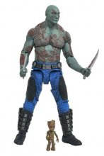 Guardians of the Galaxy Volume 2 Marvel Select Action Figure Dra
