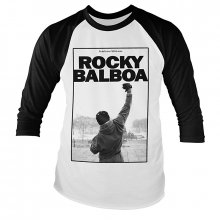 Rocky Balboa baseballové tričko It Ain't Over