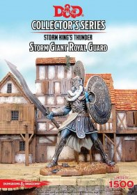D&D Collectors Series Miniatures Unpainted Miniature Storm Kings