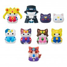 Sailor Moon Mega Cat Project Trading Figures Sailor Mewn Special
