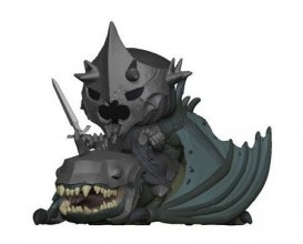 Lord of the Rings POP! Rides Vinylová Figurka Witch King & Fellb