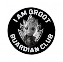 Marvel Carpet I Am Groot 80 cm