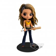 Birds of Prey Q Posket mini figurka Black Canary Ver. A 14 cm