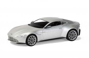 James Bond kovový model 1/36 Aston Martin DB10