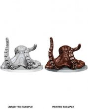WizKids Deep Cuts Unpainted Miniature Giant Octopus Case (6)