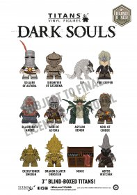 Dark Souls Trading Figure Titans Display 8 cm (18)