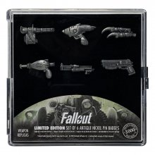 Fallout Odznak 6-Pack Limited Edition