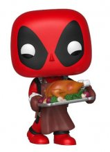 Marvel Holiday POP! Marvel Vinylová Figurka Deadpool 9 cm