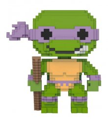 Teenage Mutant Ninja Turtles POP! 8-Bit Vinylová Figurka Donatel