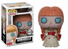 The Conjuring POP! Movies Vinylová Figurka Annabelle (Bloody) 9