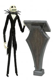 Nightmare before Christmas Deluxe Coffin Doll Podium Jack 36 cm
