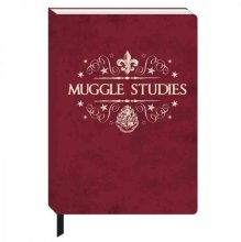 Harry Potter A5 Notebook Muggle Studies