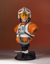 Star Wars Episode IV Bust 1/6 Luke X-Wing Pilot 40th Anniversary