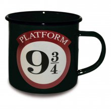 Harry Potter Enamel Hrnek Platform 9 3/4