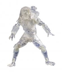 Predator Akční figurka 1/18 Invisible Jungle Hunter Previews Exc