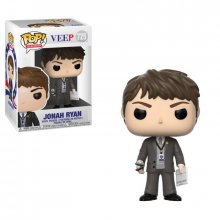 Veep POP! TV Vinyl Figure Jonah Ryan 9 cm