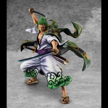 One Piece Warriors Alliance P.O.P SOC PVC Socha 1/8 ZoroJuro 18