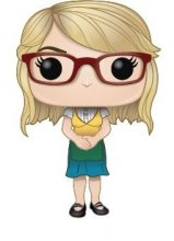 The Big Bang Theory POP! TV Vinylová Figurka Bernadette 9 cm