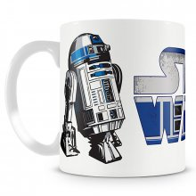 Star Wars hrnek R2-D2 Coffee Hrnek