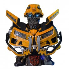 Transformers 3 Dark of the Moon socha Bumblebee 16 cm