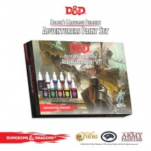 Dungeons & Dragons - Nolzur's Marvelous Pigments: Adventurers Pa