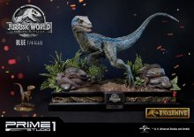 Jurassic World: Fallen Kingdom Statue 1/6 Blue & Blue Exclusive