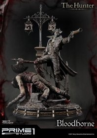 Bloodborne The Old Hunters Socha The Hunter 82 cm