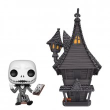Nightmare before Christmas POP! Town Vinylová Figurka Jack & Jac