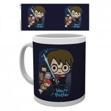 Harry Potter hrnek Chibi Characters HP