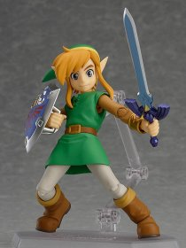 The Legend of Zelda A Link Between Worlds Figma Akční figurka Li