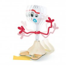 Toy Story 4 Pullback Figure Forky 15 cm