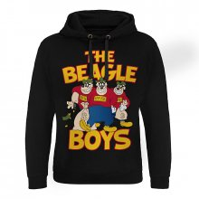 Disney mikina s kapucí The Beagle Boys Epic