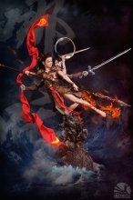 Mythology Series Statue 1/4 Nezha 65 cm