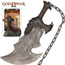 God of War LARP replika Blade of Chaos / Latexový meč