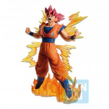 Dragon Ball Super Ichibansho PVC Socha Super Saiyan God Goku 20