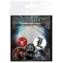 Placky Death Note 6-pack