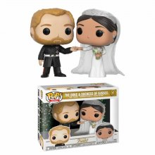 Royal Family POP! Vinyl Figures 2-Pack The Duke & Duchess Of Sus