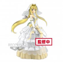 Sword Art Online Code Register EXQ PVC Statue Wedding Alice 21 c