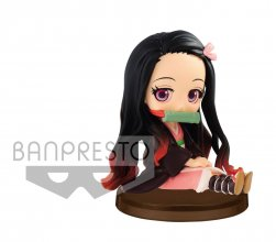 Demon Slayer Kimetsu no Yaiba Q Posket Petit mini figurka Nezuko