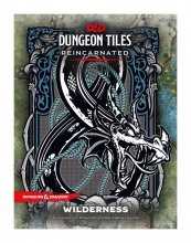 Dungeons & Dragons RPG Dungeon Tiles Reincarnated: Wilderness (