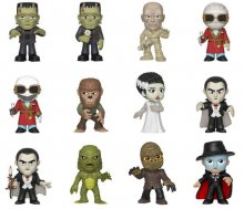 Universal Monsters Mystery mini figurky 5 cm Display (12)