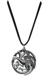 Game of Thrones Pendant Targaryen Sigil Costume