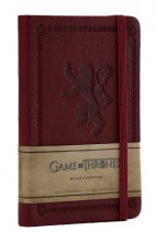 Game of Thrones Pocket Journal House Lannister
