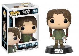 Star Wars Rogue One POP! Vinyl Bobble-Head Figure Young Jyn Erso