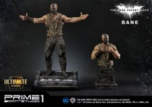 The Dark Knight Rises Socha & Bust 1/3 Bane Ultimate Edition Se
