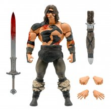 Conan the Barbarian Ultimates Akční figurka Conan War Paint Cona