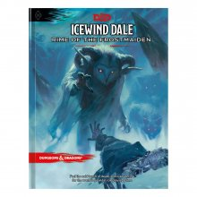 Dungeons & Dragons RPG Adventure Icewind Dale: Rime of the Frost